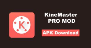 KineMaster Pro A Fully Unlocked Mod Apk Download