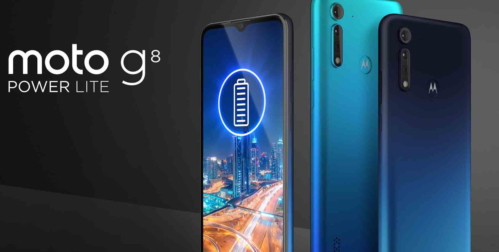 Photo of Motorola Moto G8 Power Lite – Full Phone's Price & Specifications