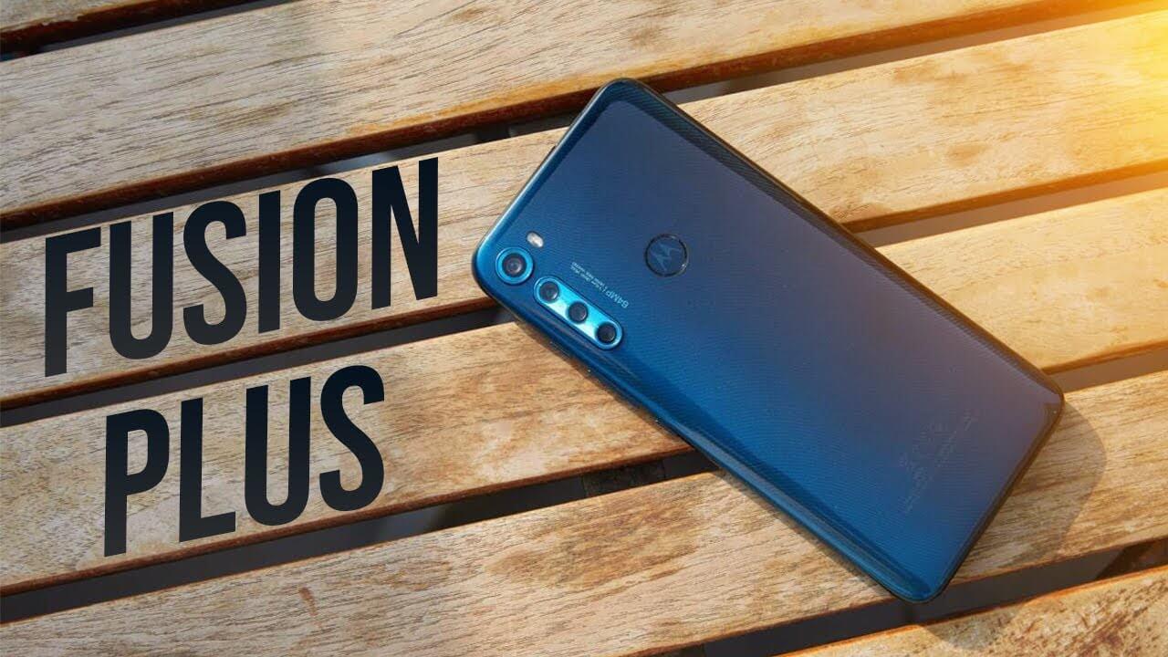 Photo of Motorola One Fusion Plus – Full Phone Price & Specifications