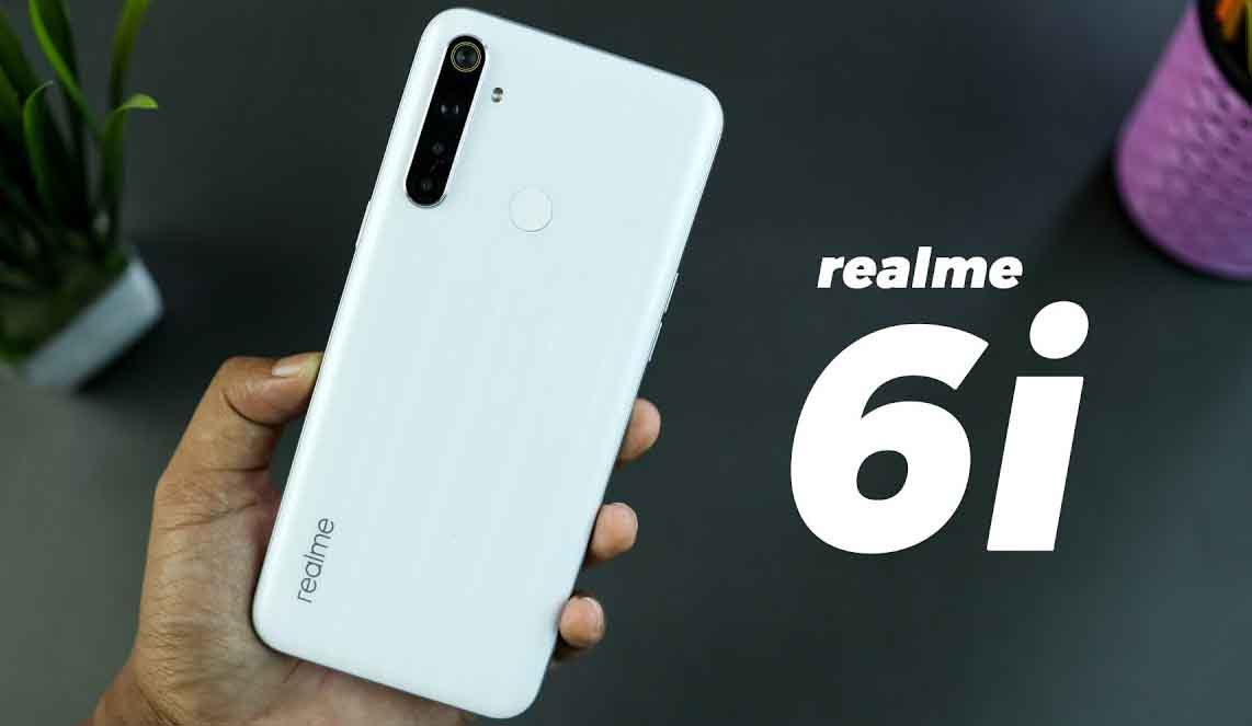 Photo of Realme 6i – Full Phone Price & Specifications