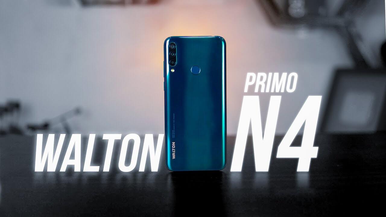 Photo of Walton Primo N4 – Full Phone Specs & Price In Bangladesh