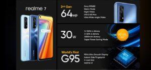 Realme 7 specs and price india