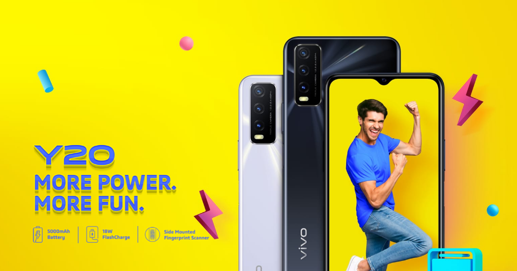 Photo of Vivo Y20 Price In India, Specifications, Features (Sept 2020)