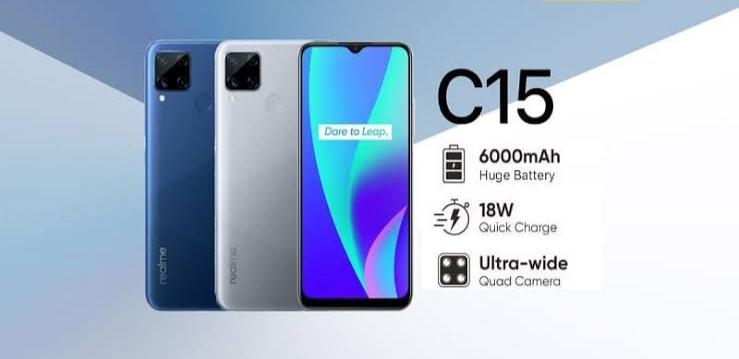 Realme c15 official price in bangladesh