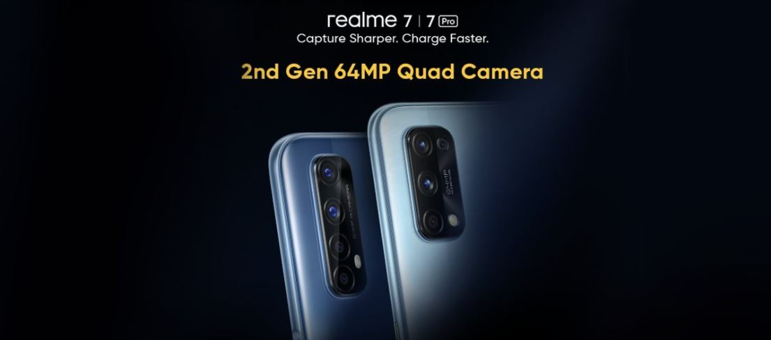 Realme 7 & Realme 7 Pro Officially Launched In India