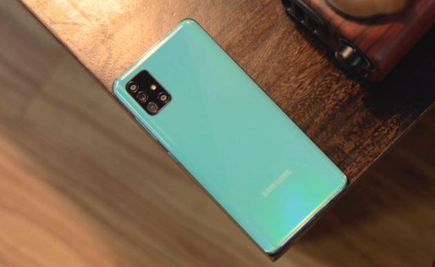 Samsung galaxy m51 price