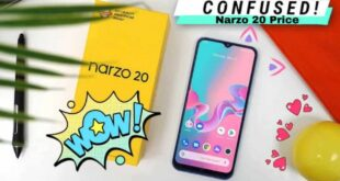 Realme Narzo 20 Price In Bangladesh 2021 & Specifications