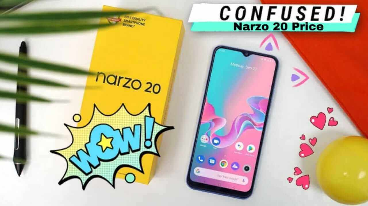 Photo of Realme Narzo 20 Price In Bangladesh 2021 & Specifications