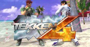 Tekken 4 Game Download