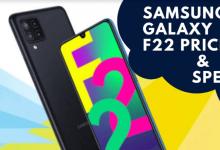 Photo of Samsung Galaxy F22 Price In Bangladesh   TECHOFLIX