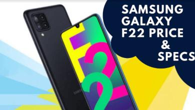 Photo of Samsung Galaxy F22 Price In Bangladesh | TECHOFLIX