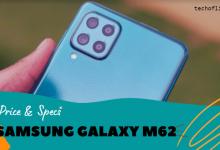 Photo of Samsung Galaxy M62 Price In Bangladesh | TECHOFLIX