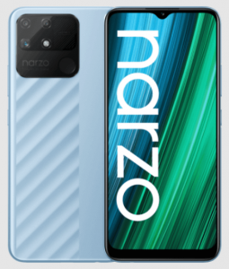 Realme Narzo 50A - Full Phone Specifications - techoflix