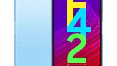 Photo of Samsung Galaxy F42 5G