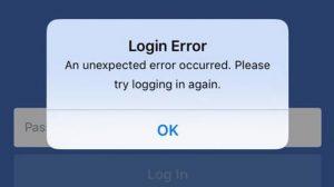 Facebook Didn't Work